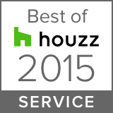 Best of Houzz Service - 2015