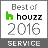 Best of Houzz Service - 2016